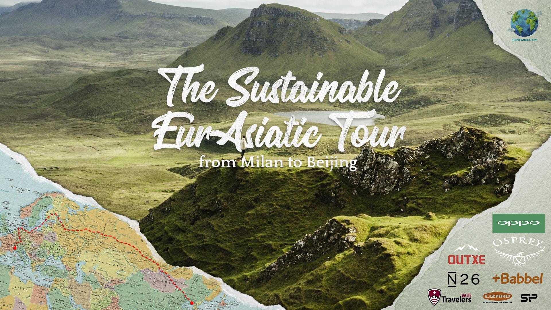 The Sustainable EurAsiatic Tour